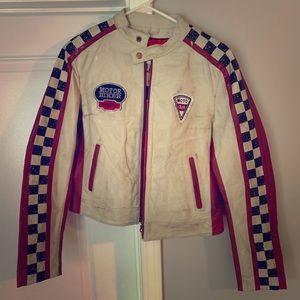 Wilson's Leather Moto Jacket NWOT